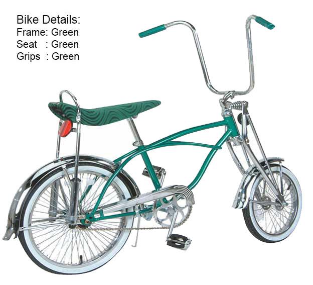 Bicycle Beach Cruisers.LOWRIDER Bolt//Sissy Bar Clamp Chrome LOW RIDER BIKE 1 SET